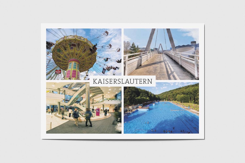 Kaiserslautern: Kerwe, Unibrücke, K in Lautern, Waschmühle
