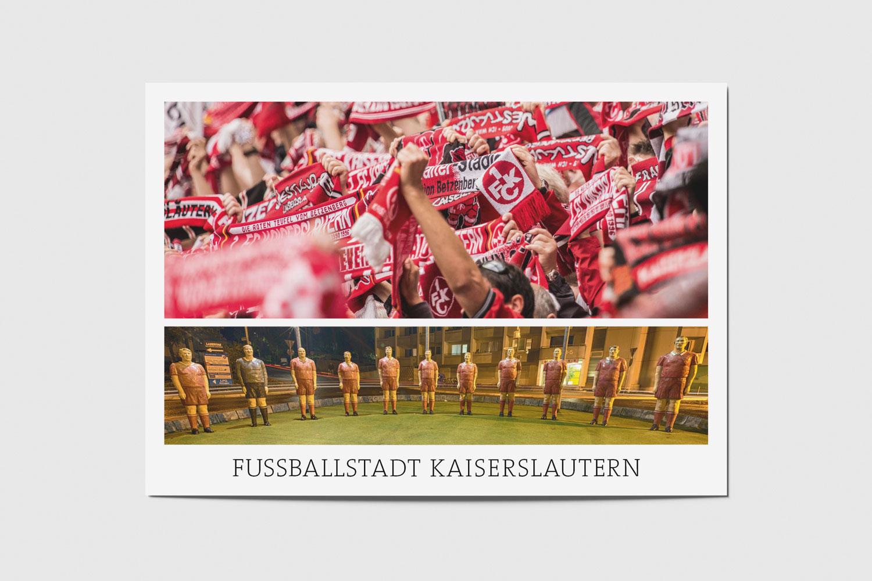 Kaiserslautern: 1.FCK Fußballfans, Elf-Freunde-Kreisel