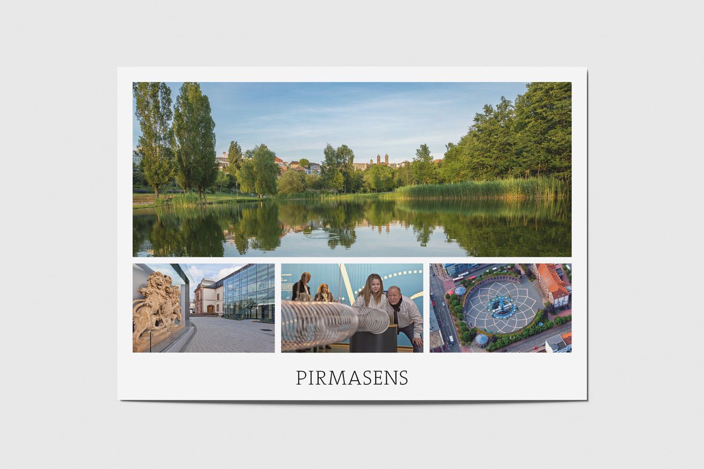 Pirmasens: Strecktalpark, Forum Alte Post, Dynamikum, Exerzierplatz